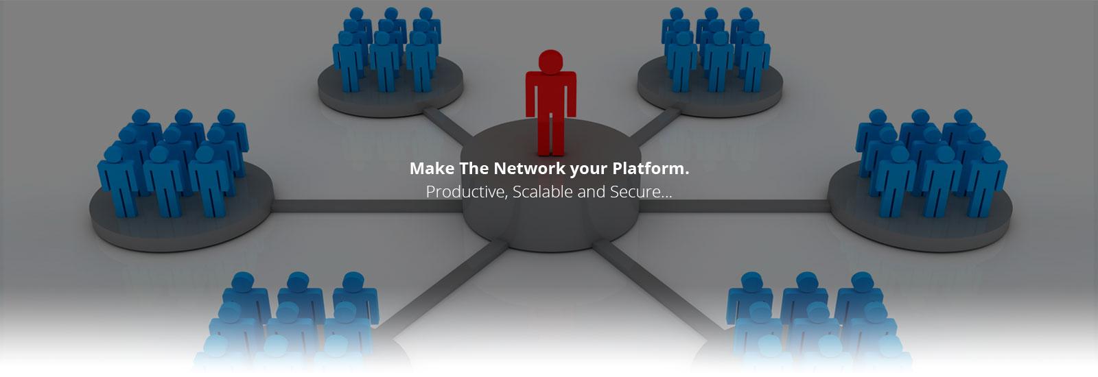 network your platform