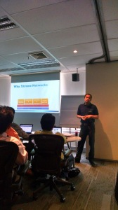 Presentation by Xtreme Networks